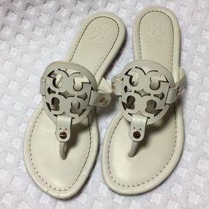 Tory Burch Miller Sandals Size 5 1/2